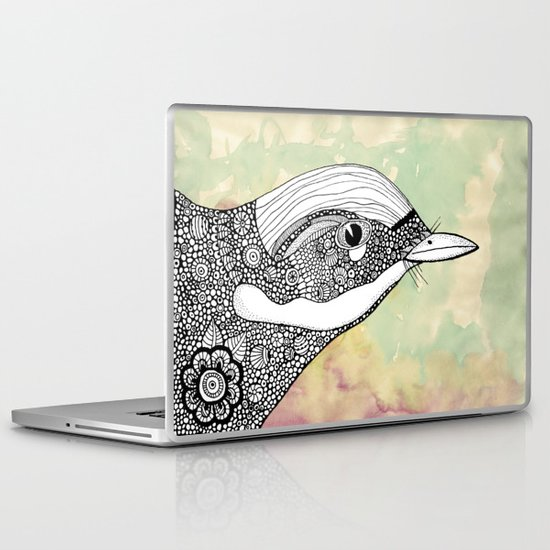 The flight Laptop & iPad Skin