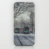 Never ending winter. Brookline, MA iPhone 6 Slim Case