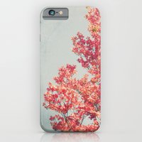 iPhone & iPod Case featuring Cheerful Spring by simplyhue
