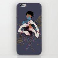 The Rush iPhone & iPod Skin