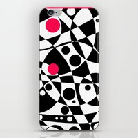 Its Not Just Black or White iPhone & iPod Skin