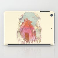 Home Is Where Your Heart Is iPad Case
