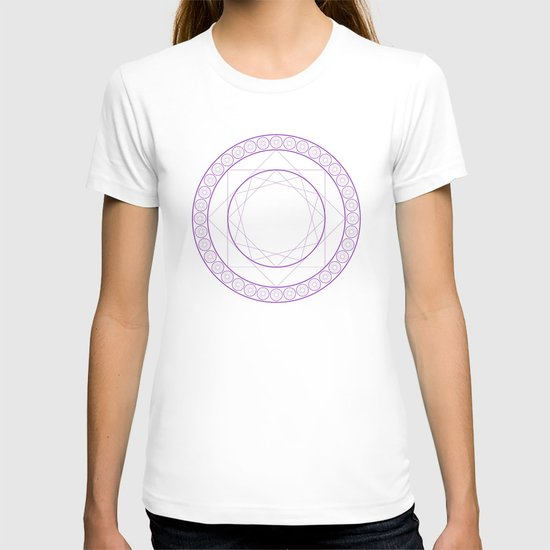 Anime Magic Circle 2 T-shirt