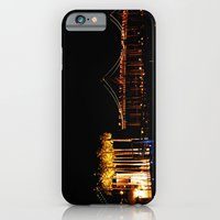 iPhone & iPod Case featuring cali by mass confusion