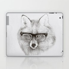 Fox Specs Laptop & iPad Skin