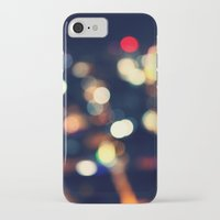 lights iPhone & iPod Cases featuring Lights  by sasan p