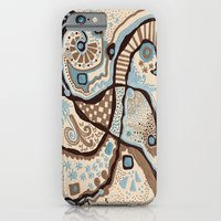 Crowded land  iPhone 6 Slim Case