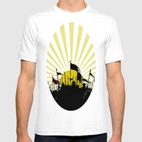 Seventh Son Of The Seven… Mens Fitted Tee White SMALL