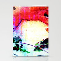 Sunset Mountain Stationery Cards