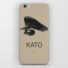 KATO iPhone & iPod Skin