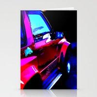 Suzuki Vitara print Stationery Cards