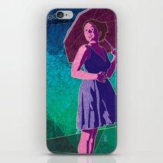 Can you keep a secret? iPhone & iPod Skin
