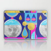 Abstractions No. 3: Moon Laptop & iPad Skin