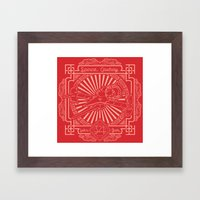 Let's Jam Framed Art Print