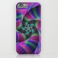 Spiral Tentacles iPhone 6 Slim Case