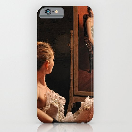 Victoria and the mirror iPhone & iPod Case