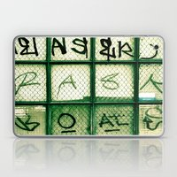 Window Words  Laptop & iPad Skin