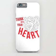 Think With Your Heart Slim Case iPhone 6s