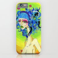 iPhone & iPod Case featuring Medusa Has a Candy Coating by Sirius