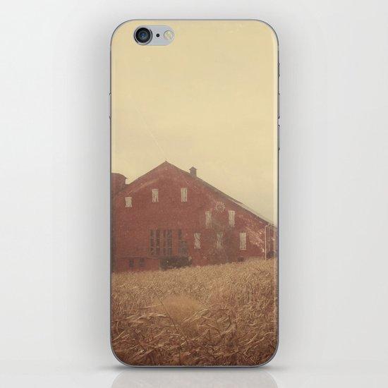 Autumn Farm iPhone & iPod Skin