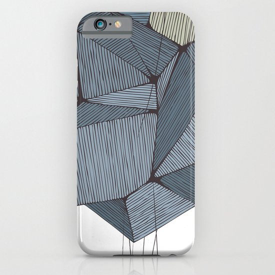 The Rock of Humanity iPhone & iPod Case
