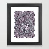 Daydream Aftermath Framed Art Print