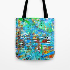 Webster (Goldberg Variations #12) Tote Bag