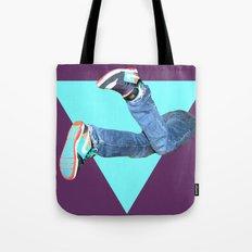 Pumped Up Kicks Tote Bag