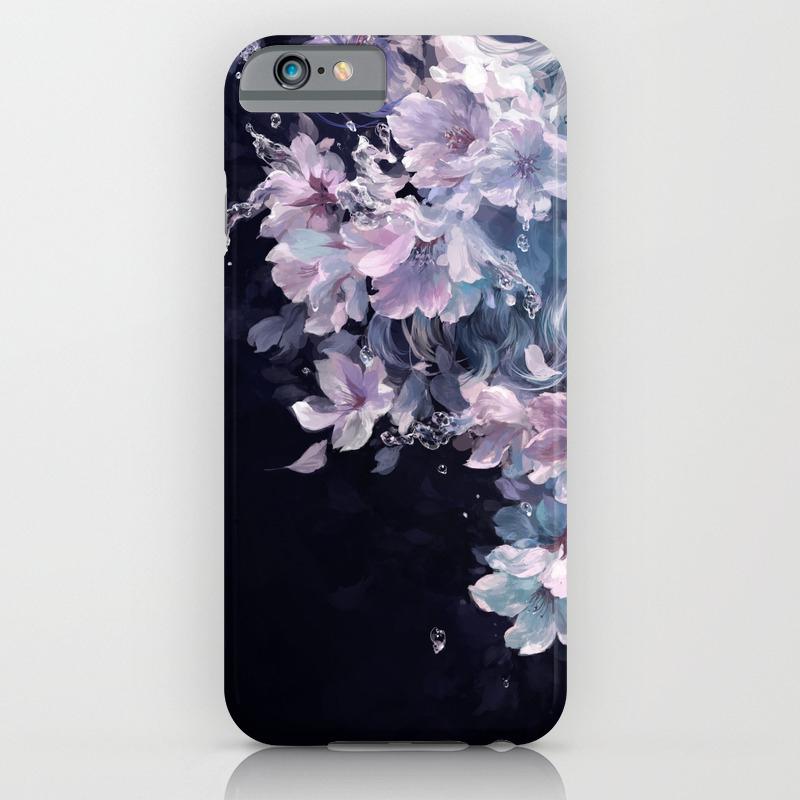 Illustration Iphone Cases Society6
