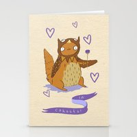 In Cahoots Stationery Cards