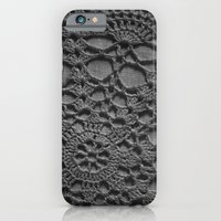 iPhone & iPod Case featuring Crochet by Brittany Hart