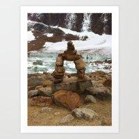 Jasper National Park - Canada Art Print