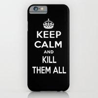 Keep Calm iPhone 6 Slim Case