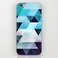 blykk myzzt iPhone & iPod Skin