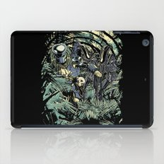 Welcome to the jungle. iPad Case