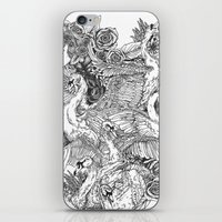 The Six Swans iPhone & iPod Skin