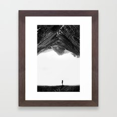 Lost In Isolation Framed Art Print