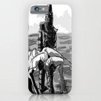 Black Lagoon (B&W)... iPhone 6 Slim Case