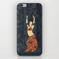 Belly Dancer 17 iPhone & iPod Skin