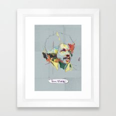 Tim Maia Framed Art Print