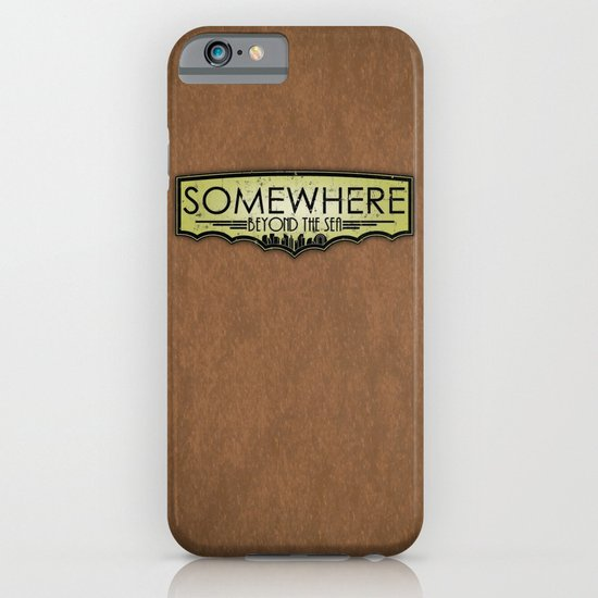 Somewhere Beyond the Sea iPhone & iPod Case