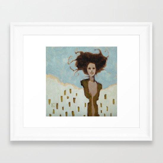 "#17 - ""Field"" Framed Art Print"