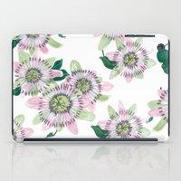 Passion Flower iPad Case