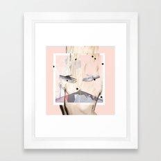 Let Me Hold Your Heart Framed Art Print