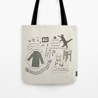 Monday Nineteeth Novembe… Tote Bag