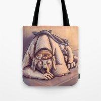 Naga & Pabu Tote Bag