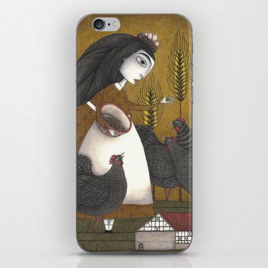 Ira's Hens iPhone & iPod Skin