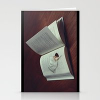 DREAM PAGES Stationery Cards