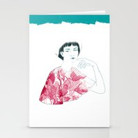 Lina Stationery Cards