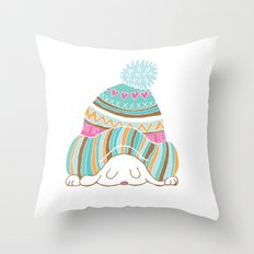 Hat Throw Pillow